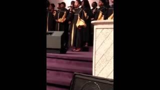 "UCF Gospel & Cultural Choir: ""Total Praise"""
