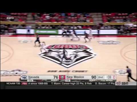 (MUST SEE) Nevada at New Mexico || Best Comeback in NCAA History! Down 25 Points with 4 Minutes Left