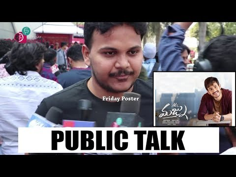 Mr Majnu Movie Public Talk |Mr Majnu Public Response | Mr Majnu Review & Rating | Friday Poster