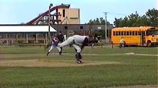 Salamanca vs Pinevalley baseball 2001