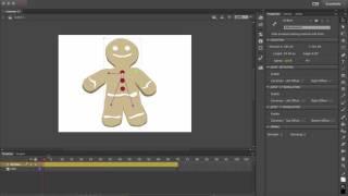 Kemik aracıyla Animate CC karakter hareketi