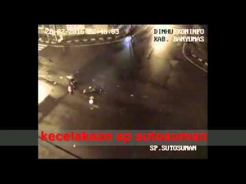 Video kecelakaan maut di Purwokerto