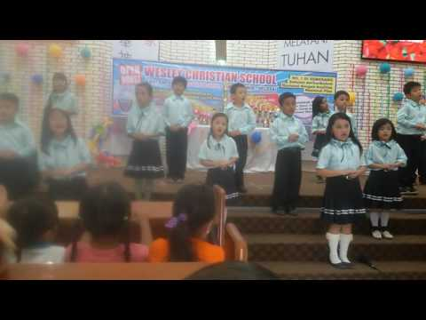 Acara open house wesley christian school 2