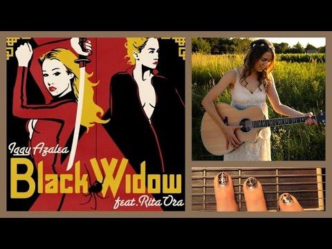 Black Widow - Iggy Azalea feat. Rita Ora Guitar Tutorial