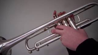 """How To Play Jason Derulo's """"Trumpets"""" On Bb Trumpet"""