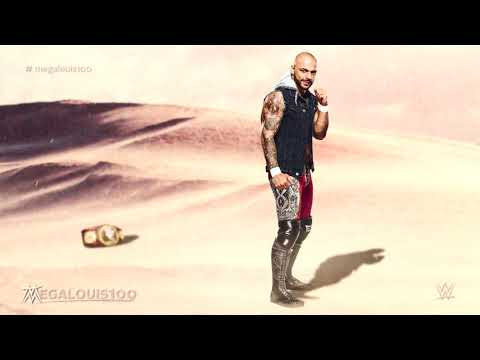 2018: Ricochet New WWE Theme Song -