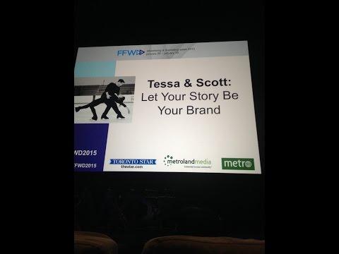 Tessa and Scott FFWD 2015 - Sound clip