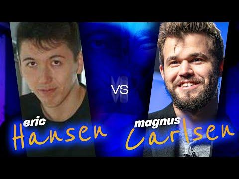 Magnus Carlsen Beats Eric Hansen in 35 Moves in Aimchess US Rapid