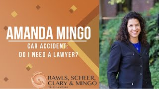 Charlotte Car Accident Lawyer 704-376-3200 | Do I Need a Lawyer?