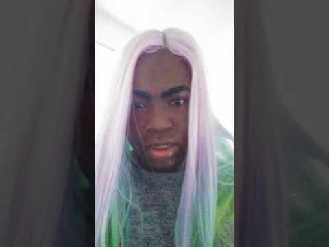 Kashmere Majesty Hair Review: Its A Wig unicorn units Unicorn Sun Dance & Unicorn Straight