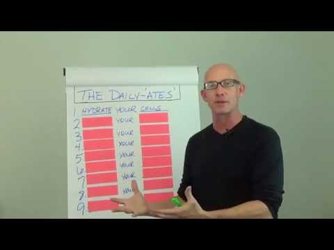 """My Daily Success Habits By Kevin Ward: The """"Daily-ates"""""""