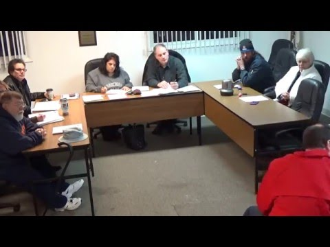 12/28/15 Village of Holiday Hills Special Board Meeting