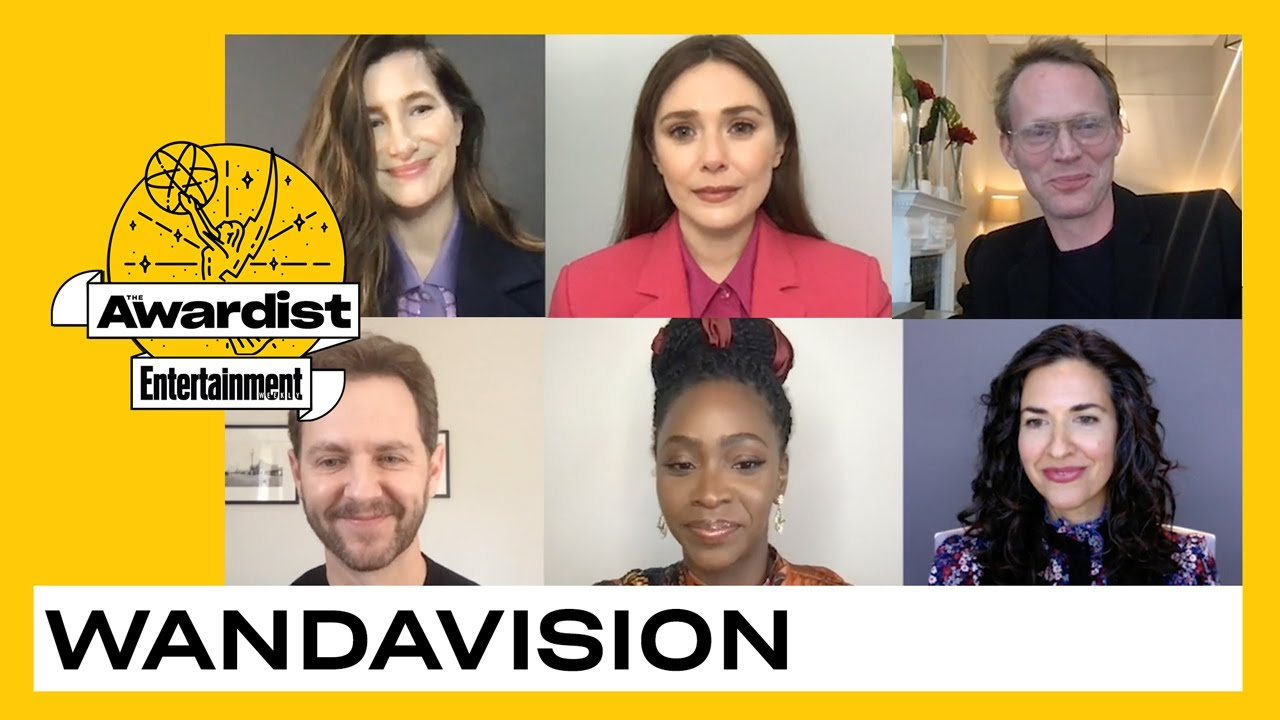 'WandaVision' Cast And Creators Reflects On Season 1 Success   The Awardist