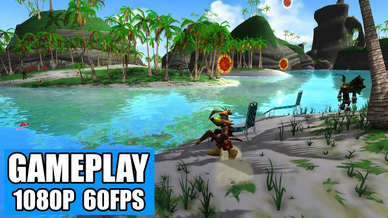 TY the Tasmanian Tiger 4 gameplay PC HD [1080p/60fps