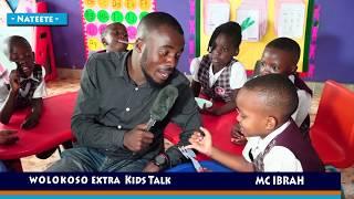 Understanding the activities children do at school_wolokoso kids Talk_MC IBRAH