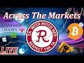 Bulls Have Returned, Ethereum Gains, XRP Drying Up, Stock Futures, No Crypto Tax & Akoin City