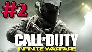 """Call of Duty: Infinite Warfare"" Walkthrough (#YOLO), Mission 2 - ""Black Sky: Parade + Under Attack"""