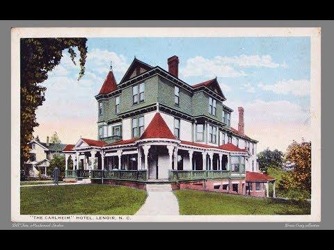 Looking Back In History In Lenoir, N.C