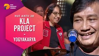 KLA PROJECT - Yogyakarta | HUT ANTV 28