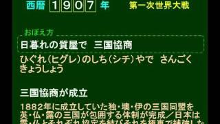 4e 31 1907 三国協商が成立(英・仏・露)