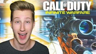 CHILLIGES SNIPER GAMEPLAY | Infinite Warfare Multiplayer Gameplay