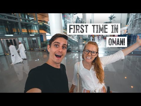 Flying to OMAN for the FIRST TIME! - First Impressions (Sri Lanka to Muscat 🇴🇲)