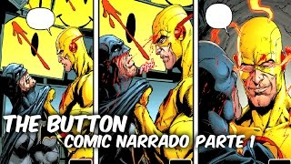 "BATMAN Y FLASH INVESTIGAN AL DR MANHATTAN ""The Button (watchmen)"" Parte 1  Comics Tj"