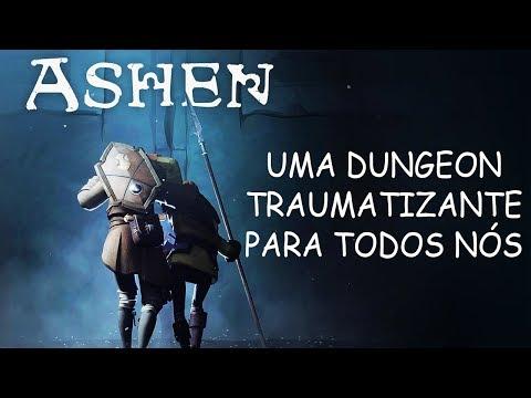 ASHEN #8 - A MASMORRA MAIS IMPOSSÍVEL DA HISTÓRIA DOS VIDJEO-GUEIMES thumbnail