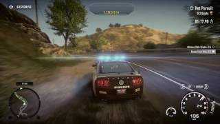 Need for Speed™ Rivals Hot Pursuit: [Hard] Brute Force - Gold Medal