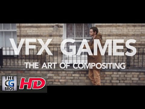 "CGI & VFX Short Film: ""VFX Games - The Art of Compositing""  - by Roy Peker"