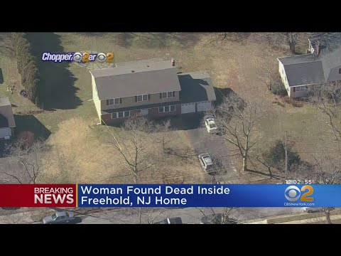 Woman Found Dead In Freehold