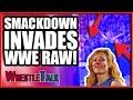WWE SmackDown INVADES RAW! | WWE Raw, Nov. 12, 2018 Review