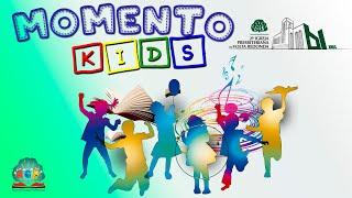 ???? Live Momento Kids 31/10/2020
