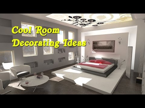 Cool Room Decorating Ideas Easy Decor