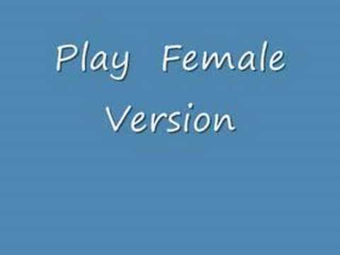 Play (Female Version) - David Banner