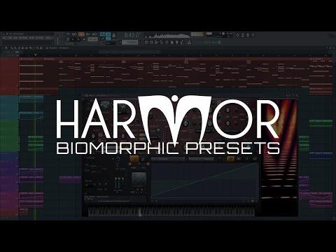 Harmor Preset Library  Biomorphic