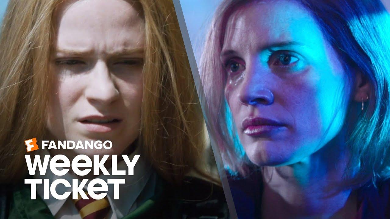 What to Watch: Ava, Kajillionaire   Weekly Ticket