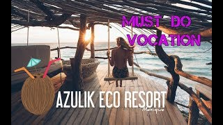Video AZULIK HOTEL SPA .AMAZING MEXICAN HOTEL BEST TREE HOUSE .MUST DO VACATION download MP3, 3GP, MP4, WEBM, AVI, FLV Agustus 2018