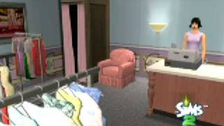 The Sims 2 Open for Business - Gameplay Florist