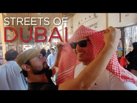 Street photography in Dubai, did i have any problems?