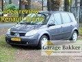 Video review Renault Scénic 1.6 16v Expression Comfort, 2004, 72-NR-SR