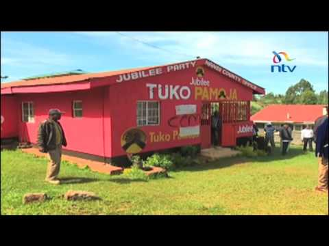 Confusion engulfes Jubilee primaries in Nandi county