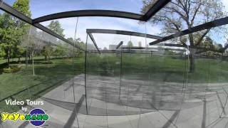 Video Tour of World Famous Glass Labyrinth at Nelson-Atkins Museum(Take a wild visual experience inside the glass labyrinth at the Nelson-Atkins Museum of Art in Kansas City, MO. Designed by Robert Morris. Video Tour by ..., 2015-04-29T06:15:44.000Z)