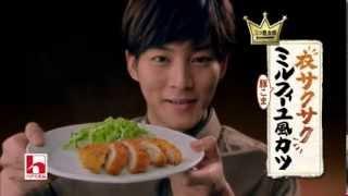 【HD】 松坂桃李 ハウス食品 三ツ星食感「衣サクサク」篇 CM(15秒)