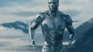 SuperHeroes - Silver Surfer Intro