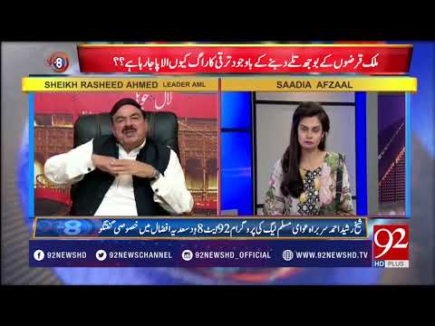 Democracy Is Actually Played By Wealthy Person - Sheikh Rahsheed