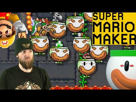 YO WE BACK  100 Mario 5 s Expert Challenge #03  SUPER MARIO MAKER