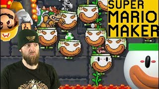 YO WE BACK // 100 Mario 5 Lives Expert Challenge [#03] - SUPER MARIO MAKER