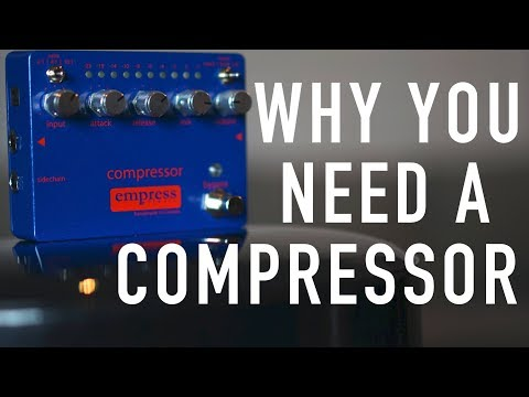 Why You Need a Compressor