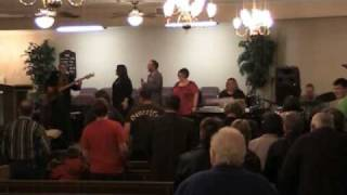 """Roughside Of The Mountain"" by The New Day Spirituals"